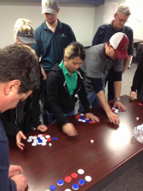 six sigma green belt certification games